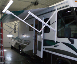 Owatonna RV Services awning repair