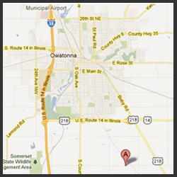 Owatonna RV Services - how to get here