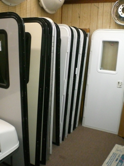 RV entrance doors available at RV Services in Owatonna, MN