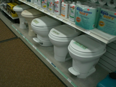 RV Toilets available at RV Services in Owatonna, MN