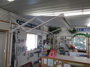 Owatonna RV Services electric awnings