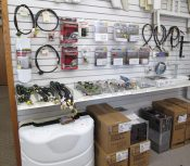 Owatonna RV Services sells LP parts and equipment in our store