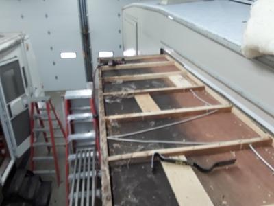 Owatonna RV Services slideout repair