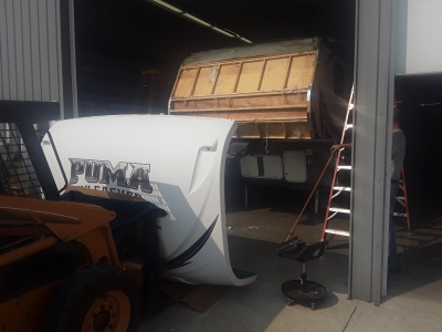 Owatonna RV Services collision and structural repair
