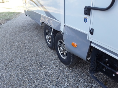Owatonna RV Services tire blow out repair